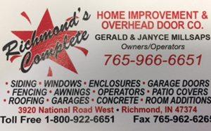 Richmond's Complete Home Improvement Logo