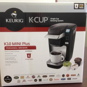 Dillard's - Keurig Coffee Maker