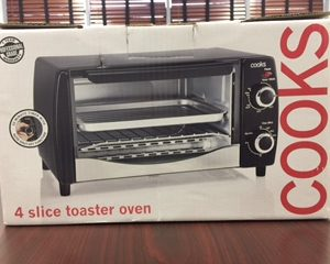 JCPenney - 4-Slice Toaster Oven