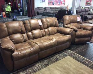 Sofa and Recliner Set (Pic 1)