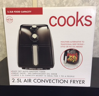 Convection Fryer Jcpenny Radio Auction